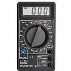 Мультиметр тестер вольтметр амперметр DT-838, фото 5