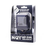 Задний фонарь с поворотником и лазерной разметкой AQY-0100