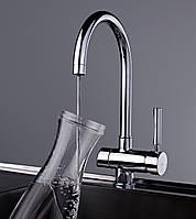 Смеситель с подключением фильтрованной воды 2 в 1 Teka  PURE (OS 200)  Хром, фото 1