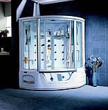 Гидромассажный бокс Appollo A-0819 (комплектация Lux), 1350х1350х2200 мм, фото 2