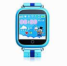 Умные детские смарт часы с GPS Smart Baby Watch Q100, фото 2