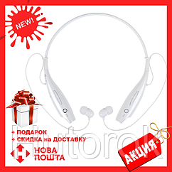 Инновационные спортивные Bluetooth наушники гарнитура на шею HBS-730