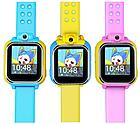 Детские смарт-часы Smart Watch TW6-Q200 (3 цвета) ЖЕЛТЫЕ, фото 2
