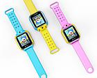 Детские смарт-часы Smart Watch TW6-Q200 (3 цвета) ЖЕЛТЫЕ, фото 3