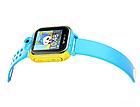 Детские смарт-часы Smart Watch TW6-Q200 (3 цвета) СИНИЕ, фото 2