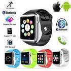 Смарт-часы Smart Watch A1 ЧЕРНЫЕ, фото 3