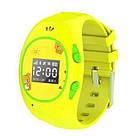 Розовые детские часы с GPS-трекером G65 | смарт часы | умные часы, фото 4