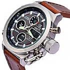 Мужские наручные армейские часы AMST Watch | кварцевые противоударные часы , фото 3