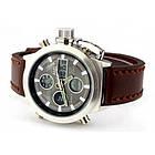 Мужские наручные армейские часы AMST Watch | кварцевые противоударные часы , фото 4