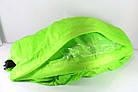 Диван мешок надувной матрас Ламзак Lamzac AIR CUSHION много цветов ЧЕРНЫЙ, фото 7