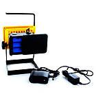 Переносной светодиодный ручной фонарь - прожектор Bailong BL-204 (3 режима) 30W, фото 4