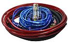 Комплект проводов для сабвуфера 8055   провода для сабвуфера, фото 4