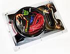 Комплект проводов для сабвуфера BS-320 | провода для сабвуфера, фото 4