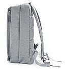 Рюкзак Xiaomi Simple Urban Backpack серый, фото 3