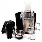 Кухонная электрическая соковыжималка Domotec MS 5221 1000W | цитрус пресс, фото 2