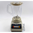 Кухонный блендер - кофемолка WimpeX WX-999   пищевой экстрактор   кухонный измельчитель   шейкер для смузи, фото 5