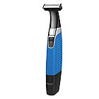 Триммер Kemei KM-1910 Голубой | машинка для стрижки бороды 4 в 1 | бритва мужская, фото 10