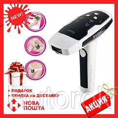 Лазерный эпилятор Kemei TMQ-KM 6812 | фотоэпилятор | фото эпилятор