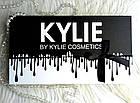Набор жидких матовых помад Kylie Black edition черный с бантиком 12 штук   помада Кайли, фото 6