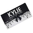 Набор жидких матовых помад Kylie Black edition черный с бантиком 12 штук   помада Кайли, фото 9