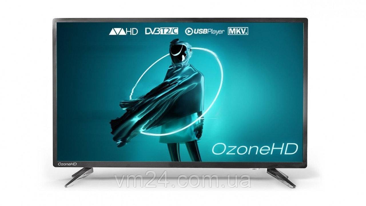 Телевизор   OzoneHD 39HN82T2 DVB-T/T2/С/S2 тюнер