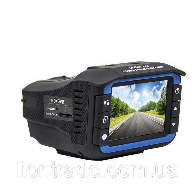 DVR VG3 2в1 антирадар-видеорегистратор автомобильный