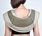 Универсальный ударный массажер для всего тела Cervical Massage Shawls, фото 4