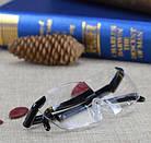 Увеличительные очки - лупа Big Vison BIG & CLEAR | универсальные очки для коррекции зрения, фото 4