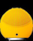 Электрическая щетка | массажер для очистки кожи лица Foreo LUNA Mini 2, Желтый, фото 3