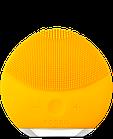 Электрическая щетка | массажер для очистки кожи лица Foreo LUNA Mini 2, Желтый, фото 5
