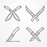 Ножі, Мачете, Інструмент