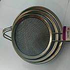 Набор сеточек для чая (12см+14см+16см) BN-272   сеточка для чая   маленькое сито   ситечко для заваривания чая, фото 2
