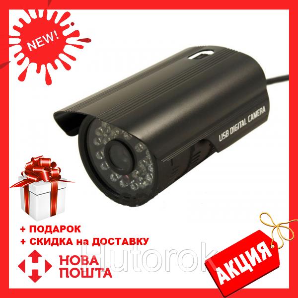Цветная камера видеонаблюдения CAMERA USB PROBE L-6201D | юсб камера наблюдения