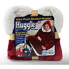 Толстовка - плед с капюшоном HUGGLE HOODIE - BLANKET, фото 10