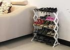 Полка для обуви Shoe Rack на 15 пар | Стойка для хранения обуви Шур Рек, фото 2