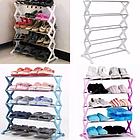 Полка для обуви Shoe Rack на 15 пар | Стойка для хранения обуви Шур Рек, фото 6
