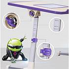 Столик подставка для ноутбука   складной стол Multifunction Laptop Desk ФИОЛЕТОВЫЙ, фото 7