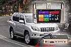 Штатная автомагнитола с GPS навигацией для автомобилей Toyota Prado 150 (2009-2013) Android 5.0.1, фото 2