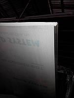 Поликарбонат сотовый 8мм прозрачный в наличии на складе в Днепропетровске,гарантия 10 лет, фото 1