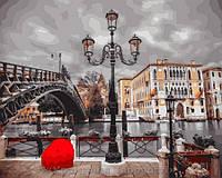Картина по номерам 40x50 Набережная во Флоренции, Rainbow Art (GX23340), фото 1