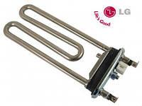 Тэн для стиральной машины LG 1600w (прям. с отв. L=175мм,бурт )  изг. Kawai