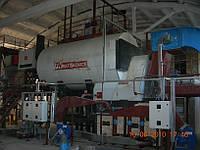 Твердотопливный промышленный котел на биомассе, древесных отходах, на щепе TH VSD
