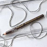 Пудровый карандаш для бровей без щеточки LaCordi, фото 1