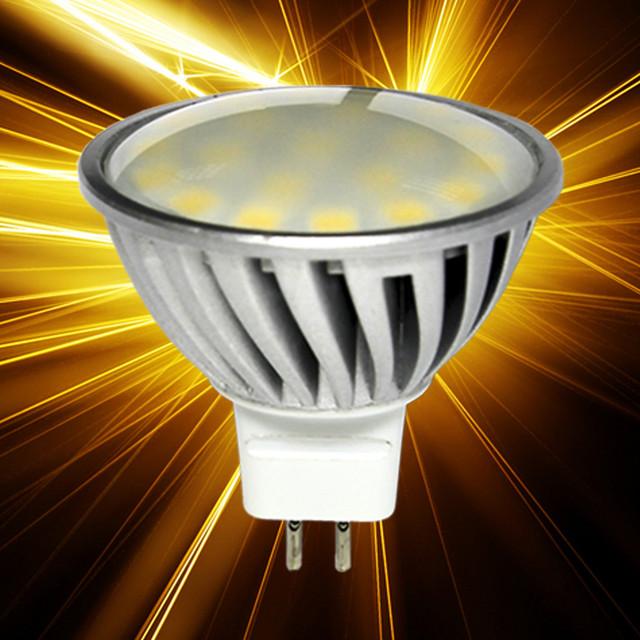 Лампы для точечных светильников MR11, MR16