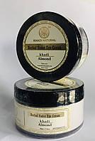 Крем под глаза с Миндальным маслом, Кхади, Khadi Natural Almond Under Eye Cream, 50 грм