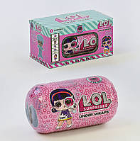 Кукла L.O.L. в капсуле, ЛОЛ Секретные Послания в капсуле 88211 B, фото 1
