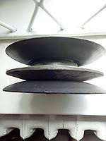 Вариатор вентилятора без кронштейна комбайна НИВА Блок вариатора 54-2-124А
