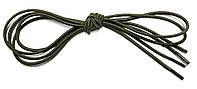 Шнурки круглые Светлый хаки резиновые 70см 3,5мм, фото 1