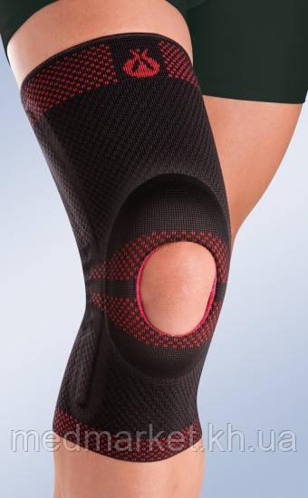 Бандаж на колено с открытой коленной чашечкой арт.9105 Orliman Rodisil