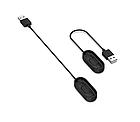 Кабель Mi Band 4 - 100см зарядное зарядка USB charger Mi Fit Черный, фото 3